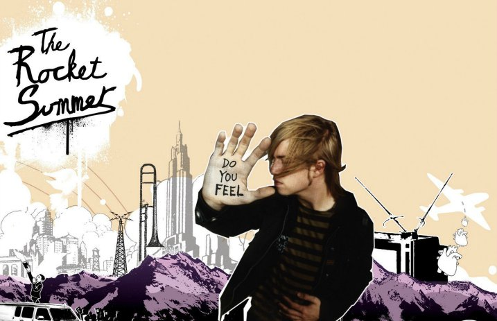 The Rocket Summer Do You Feel Tour